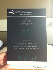 Sabal Volume 7 Arrived